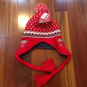 Maryland Terrapins Women's Knit Cap